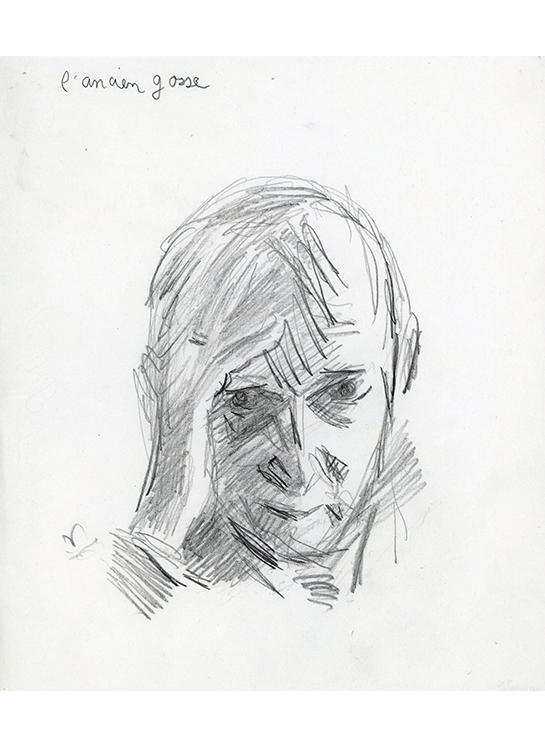 <p>Autoportrait</p>