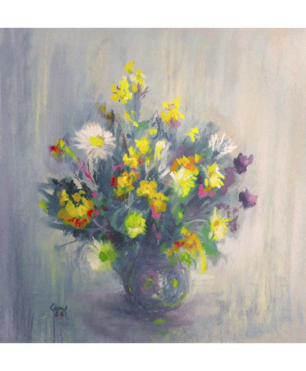<p>Fleurs des prés</p>