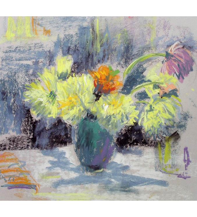 <p>Chrysanthèmes</p>