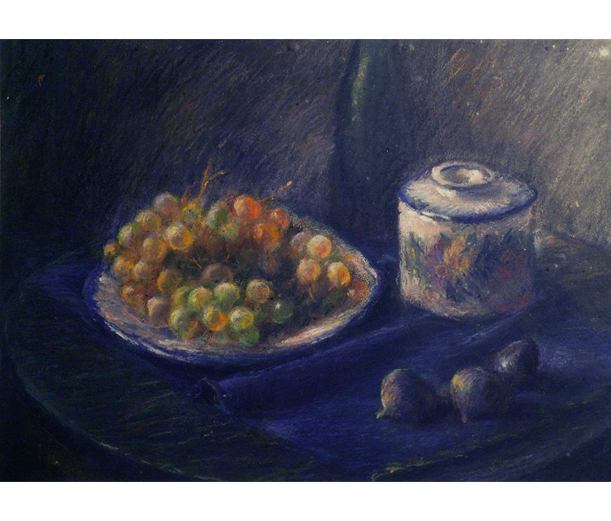 """<p></p> <p class=""""p1""""><span class=""""s1"""">Figues et raisins au pot charolais</span></p>"""